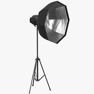 3D model photo real photography light