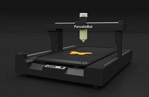 3D 3D Cake Printer