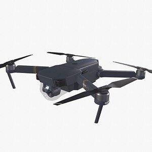 copter dji quadcopter 3D