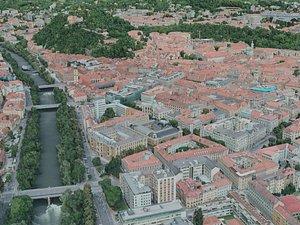 graz city 3D