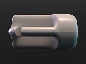 Nebulizer 5 3D