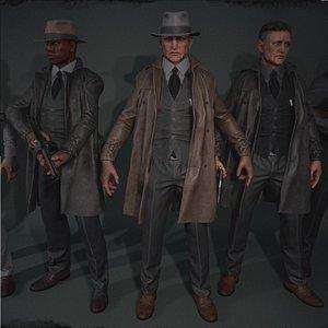 character mafia model
