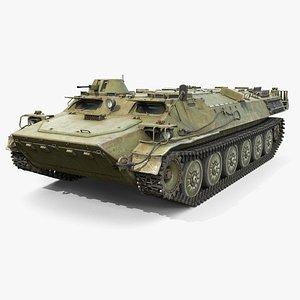 MT-LB Version 2 3D model
