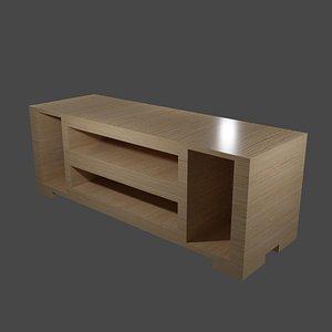 furnishings sideboard 3D model