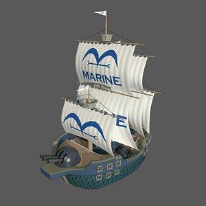 marine ship model