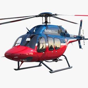 Bell 429 ESG 3D model
