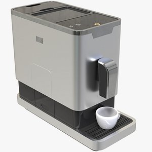 Coffee Machine - Single Cup 3D model