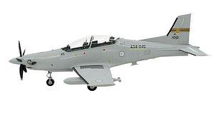 3D ADAF PC21 Model