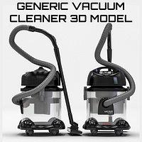 Generic Vacuum Cleaner D