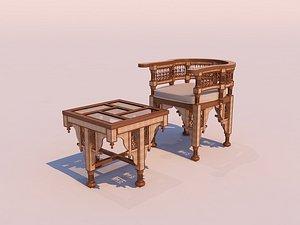 egypt antique 3D model