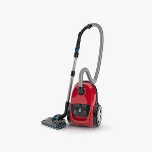 3D Generic Vacuum Cleaner