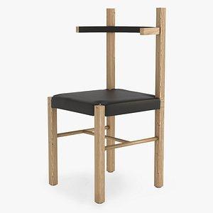 3D Coil and Drift Soren Chair