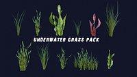 Underwater Grass Pack