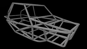 ramma buggy 3D