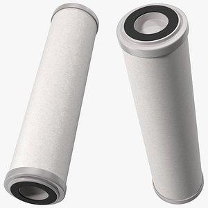 Polypropylene Water Filter Cartridge model