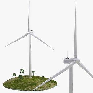 wind power 3D