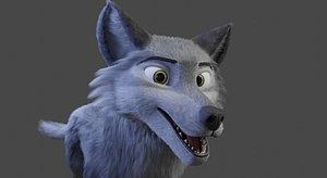 Ranky Wolf 3D