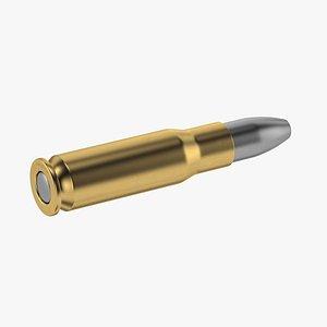 bullet ammo model