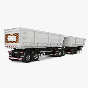 randon roadtrain tipper 9 model