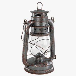 Hurricane Lamp model