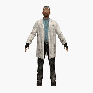 doctor malcolm 3D