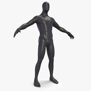 Mannequin 3D model