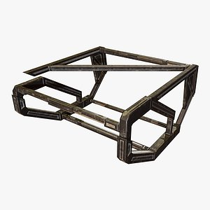 Mounting Frame A 3D