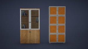 ClosetBooks model