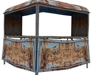3D Post Box 01 03 P