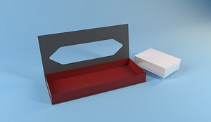Food Packaging Box 3D