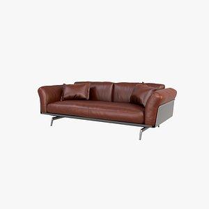 sofa v36 2 3D model