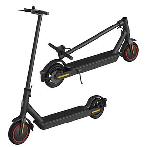 Mi Electric Scooter Pro 3D model
