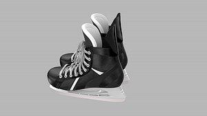 skates hockey model