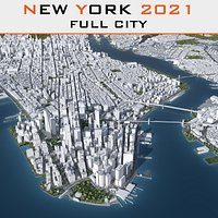New York Full City 2021