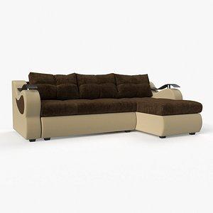 Sofa Merkuriy Corner 3D