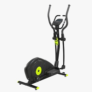 3D fitness cross trainer