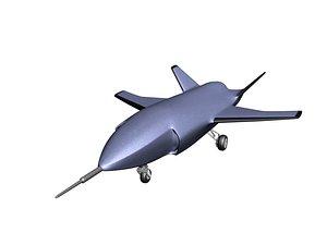 Drone Loyal wingman model