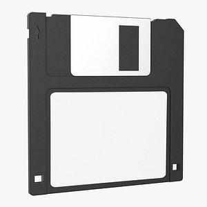 3D Floppy disk 02