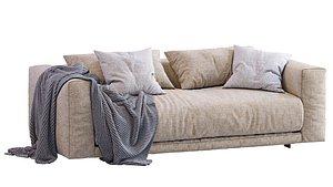 Sofa Moss By Cor 3D