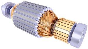 rotor electric motor model