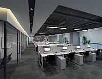 Office Office Office Large Office Office Hall Office Roam Modern Office Manager's Office Card Block