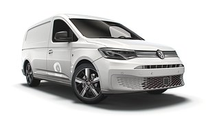 volkswagen caddy commerce 3D