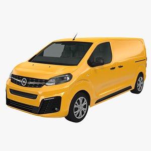 3D Opel Vivaro-e 2021 L2