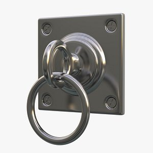 swivel tie ring 3D model