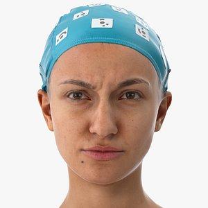 3D joy human head inner
