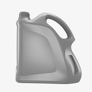 G-Energy Synthetic motor oil bottle 3D model