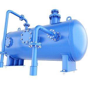 tank pressure gas model