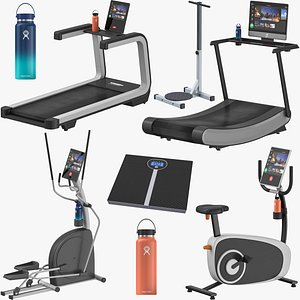 Fitness Collection 3D