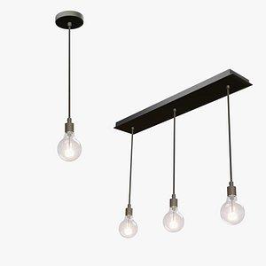 3D Ceiling light