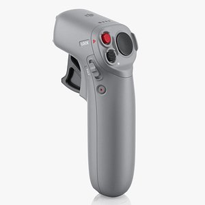 DJI FPV Motion Controller 3D model